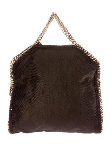Stella McCartney Small Embossed Falabella None