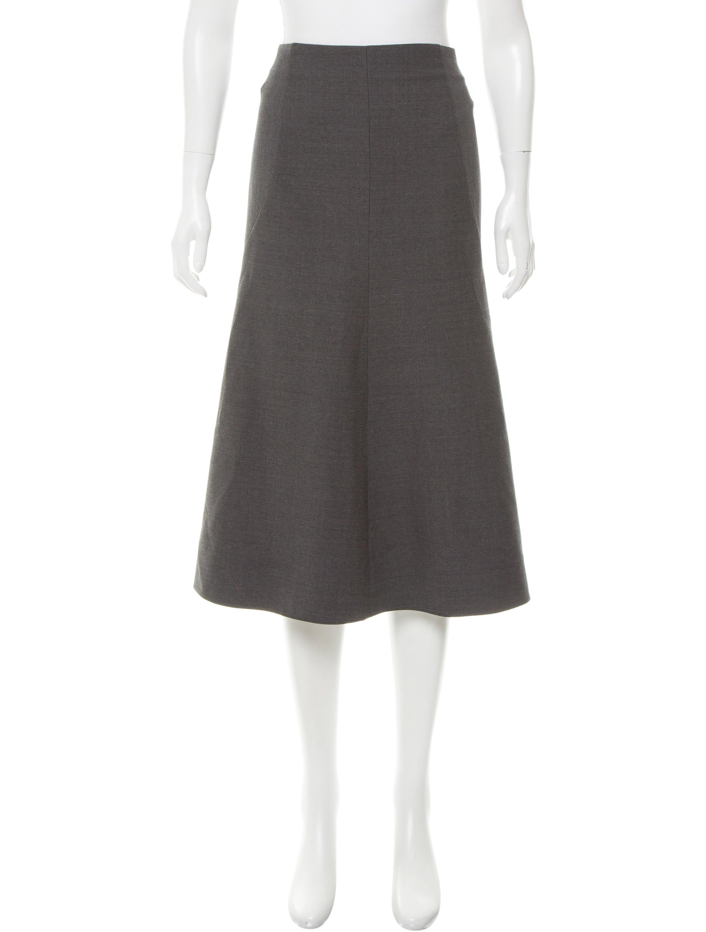 stella mccartney wool midi skirt w tags clothing