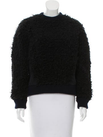 Stella McCartney Textured Heavy Sweater w/ Tags None