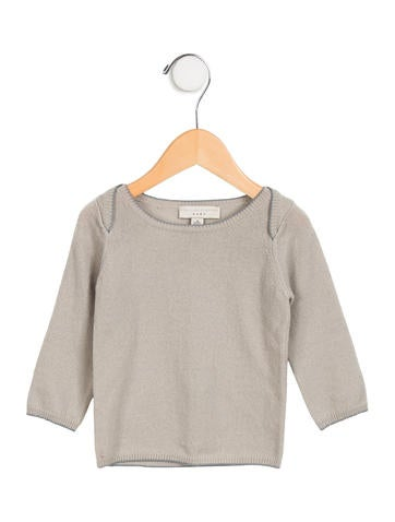 Stella McCartney Boys' Crew Neck Sweater None