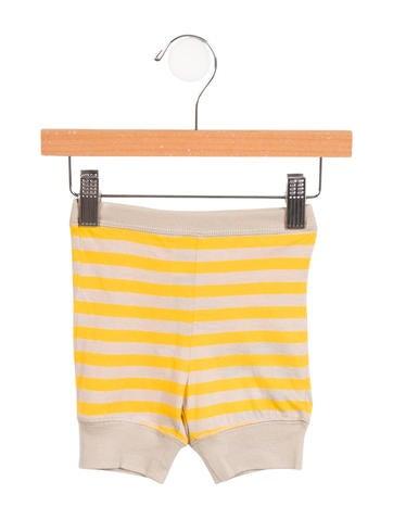 Stella McCartney Girls' Striped Knit Shorts w/ Tags None