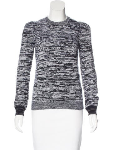 Stella McCartney Wool Mélange Sweater w/ Tags None