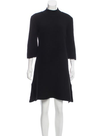 Stella McCartney Rib Knit Mini Dress w/ Tags None