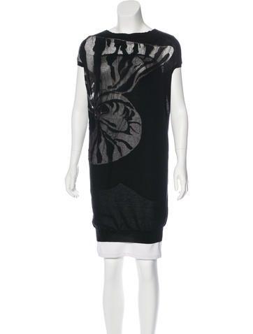 Stella McCartney Sleeveless Knit Dress None