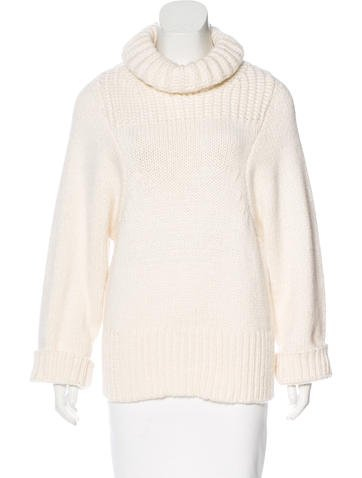 Stella McCartney 2015 Virgin Wool Sweater None