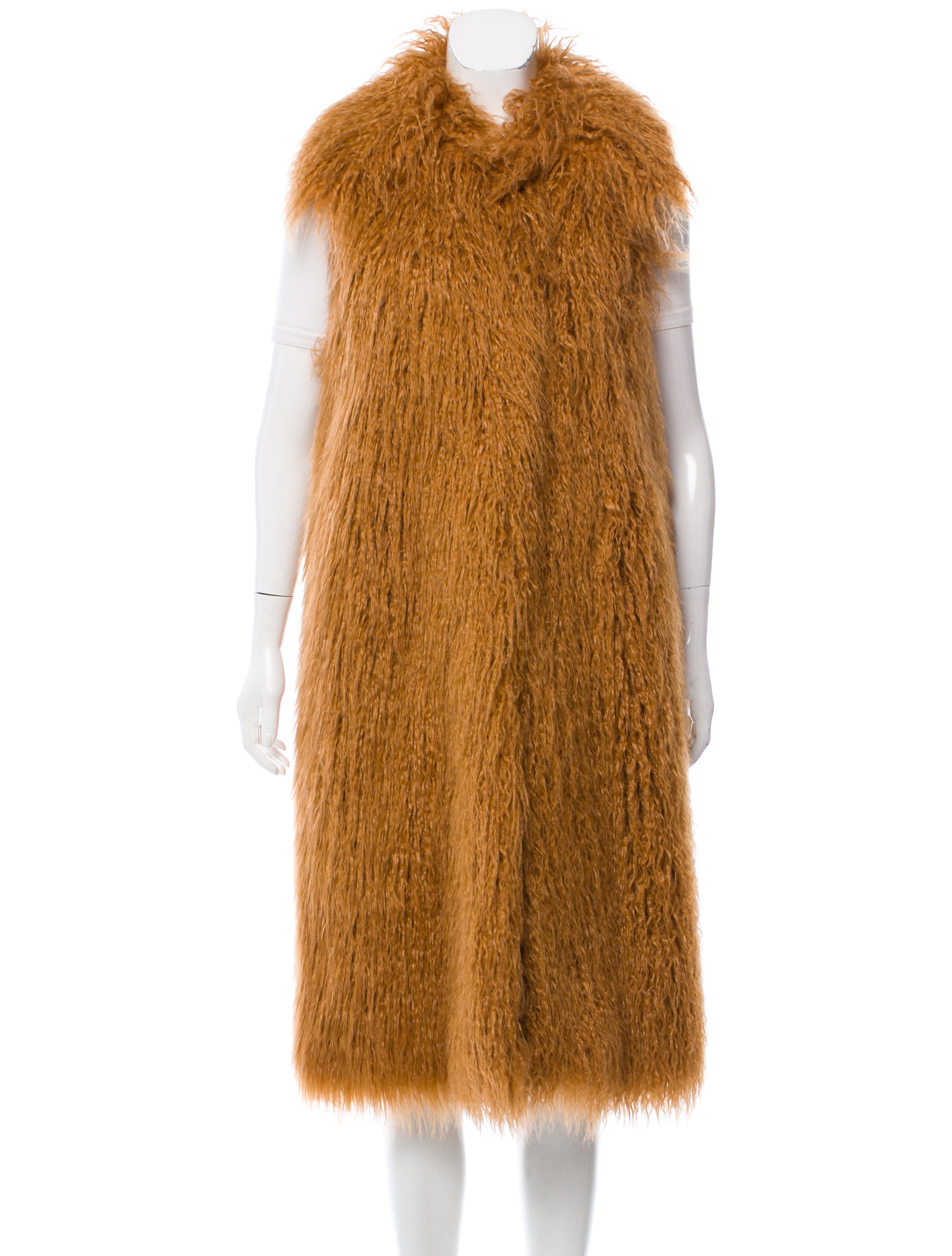 Shrimps: the faux-fur label is back for autumn/winter British label Shrimps was behind last season's most sought after faux-fur coat. It's back next season, but this time with a whole.