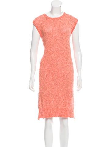 Stella McCartney Sleeveless Midi Dress None