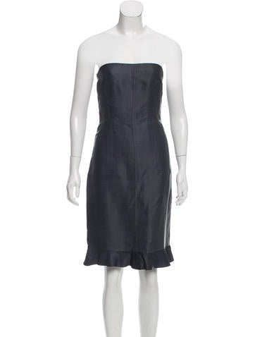 Stella McCartney Strapless Mini Dress w/ Tags None