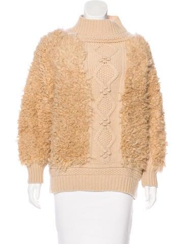 Stella McCartney Wool Knit Sweater None