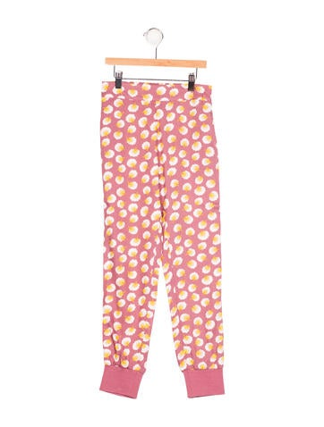 Stella McCartney Girls' Printed Skinny Pants w/ Tags None