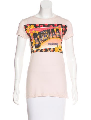 Stella McCartney Graphic Short Sleeve Top w/ Tags None