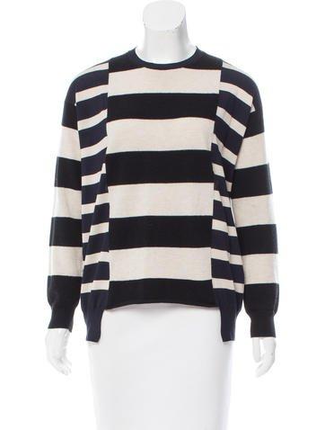 Stella McCartney Oversize Wool Sweater None