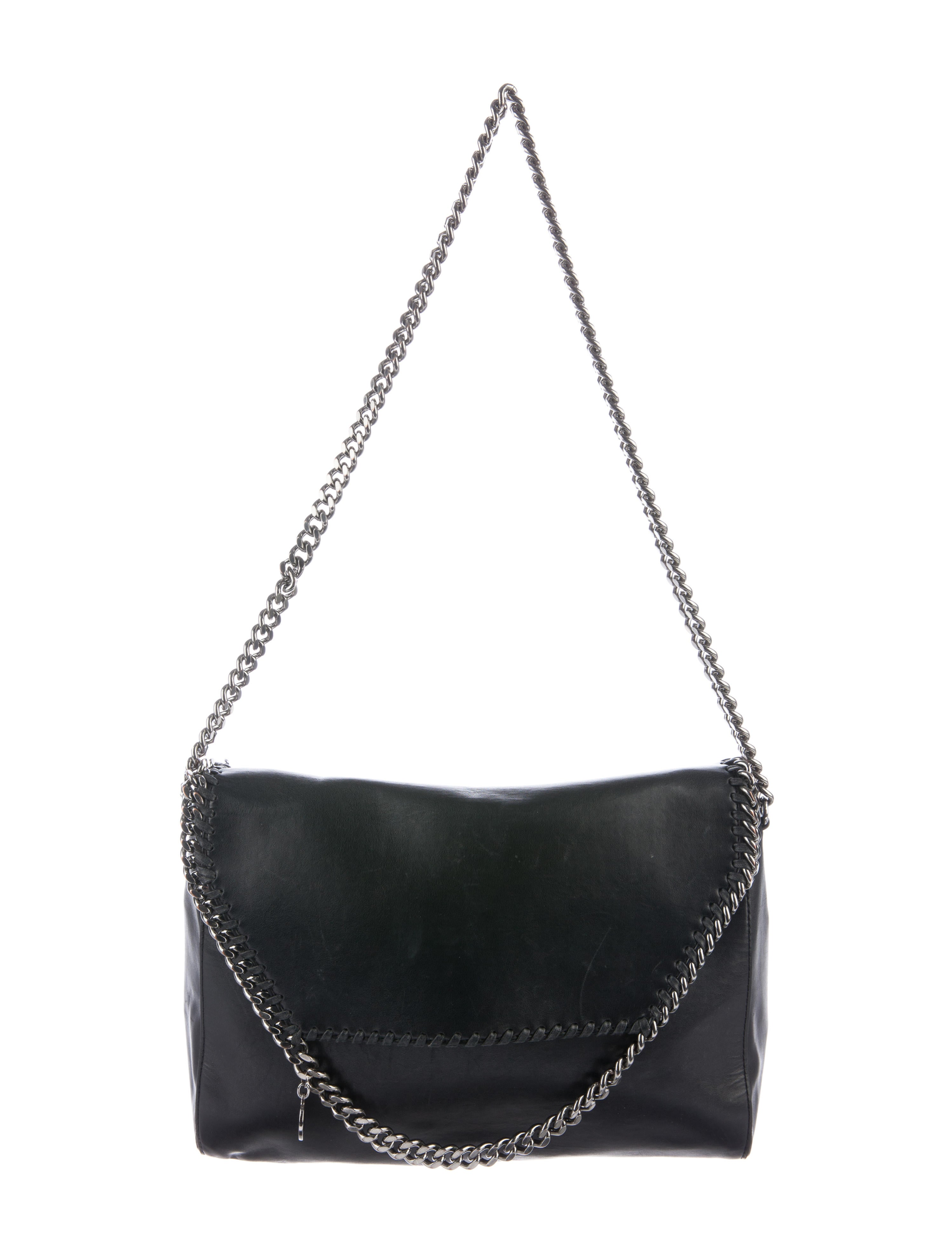 stella mccartney falabella shoulder bag handbags stl57792 the realreal. Black Bedroom Furniture Sets. Home Design Ideas