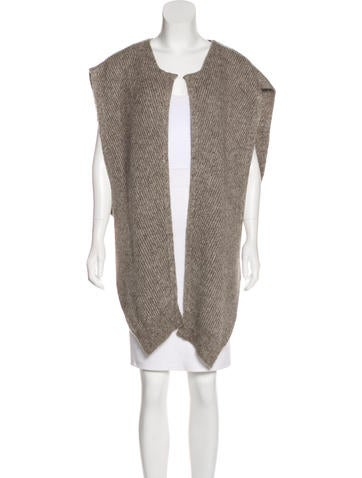 Stella McCartney 2015 High-Low Cardigan w/ Tags None