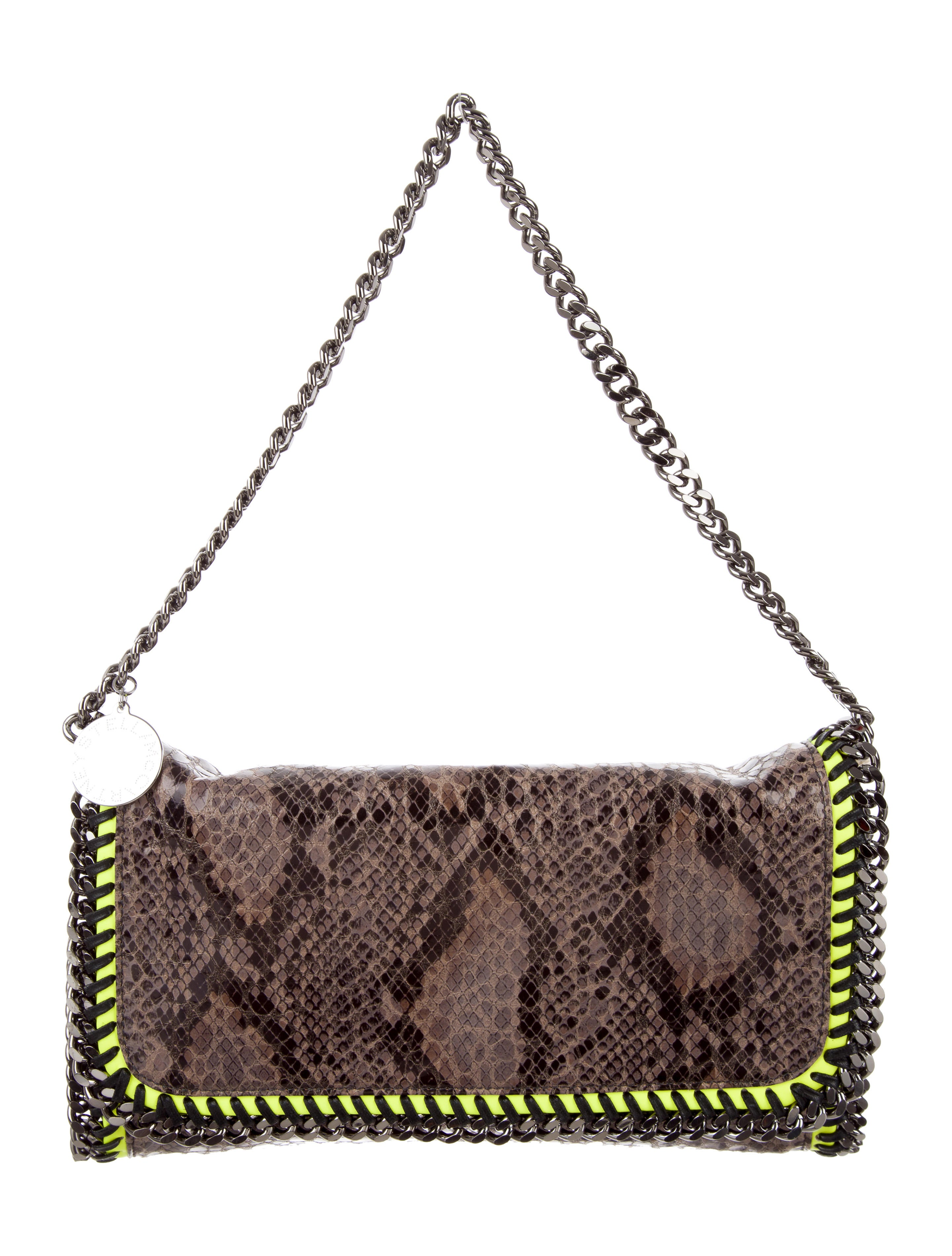 stella mccartney falabella flap bag w tags handbags stl58027 the realreal. Black Bedroom Furniture Sets. Home Design Ideas
