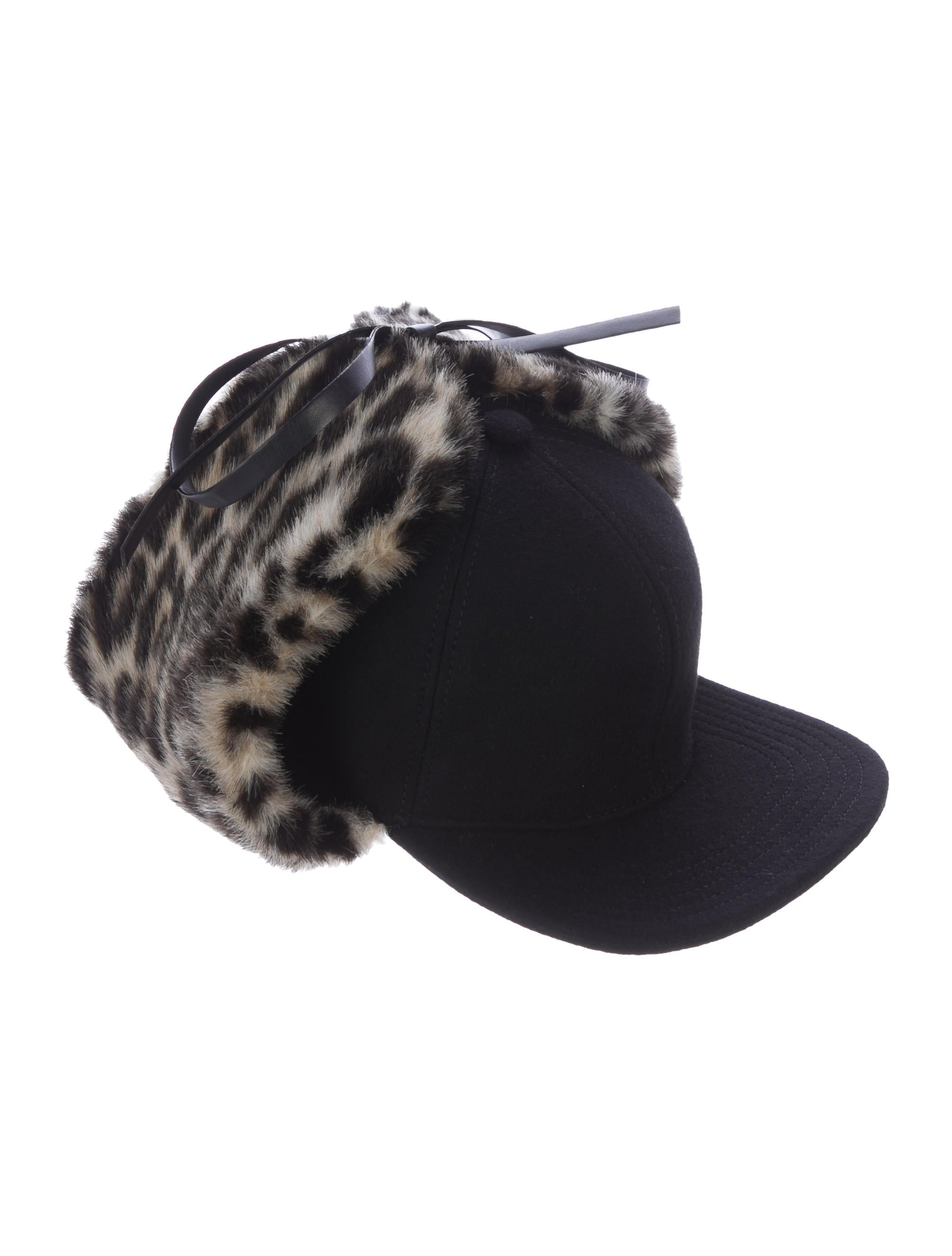 stella mccartney faux fur hat w tags accessories. Black Bedroom Furniture Sets. Home Design Ideas