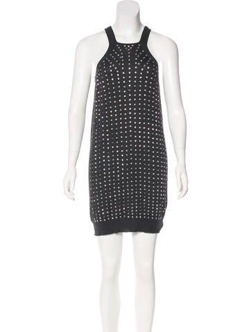 Stella McCartney Sequined Mini Dress None