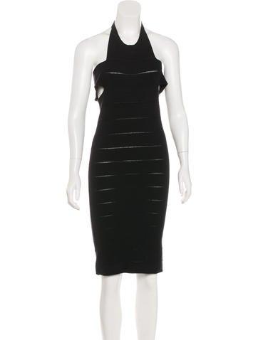 Stella McCartney Sleeveless Cutout Dress None