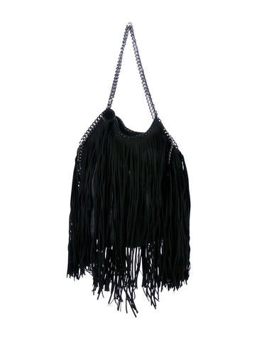 Stella McCartney Falabella Fringe Tote w/ Tags None