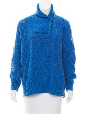 Stella McCartney 2016 Cashmere Sweater None