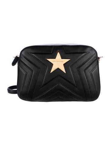 Stella McCartney 2018 Stella Star Medium Shoulder Bag None