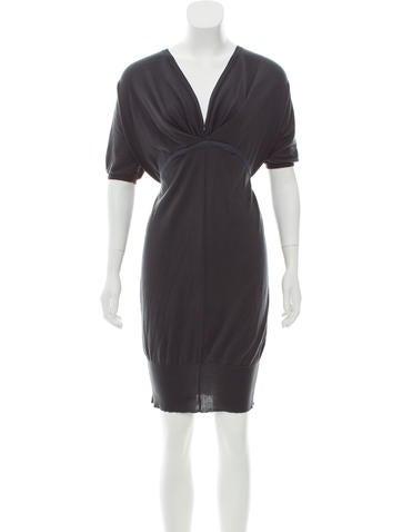 Stella McCartney Knit Mini Dress None