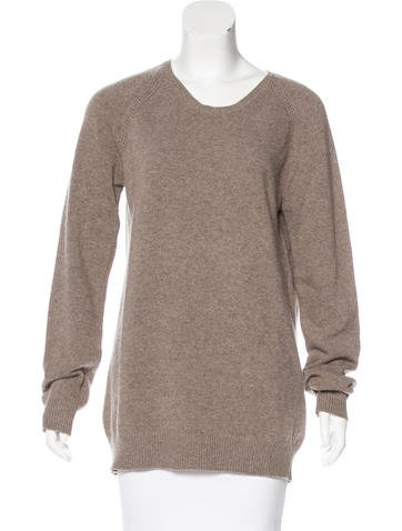 Stella McCartney Wool & Cashmere-Blend Knit Sweater None