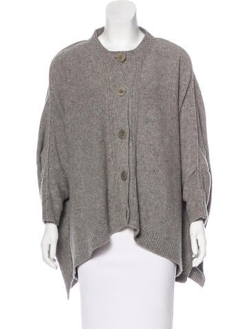 Stella McCartney Wool-Blend Cardigan None