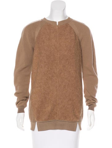 Stella McCartney Knit Wool Sweater None