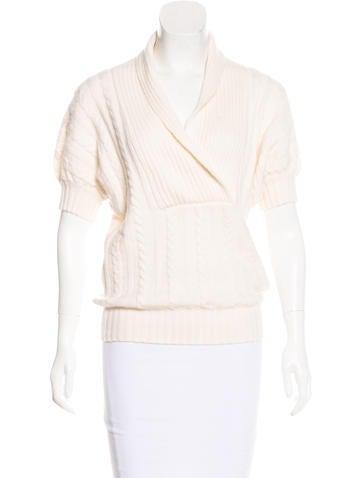 Stella McCartney Cashmere Knit Sweater None