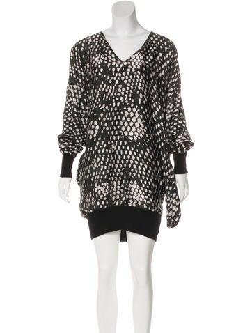 Stella McCartney Silk Mini Dress w/ Tags None