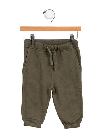 Stella McCartney Girls' Knit Drawstring Joggers w/ Tags None