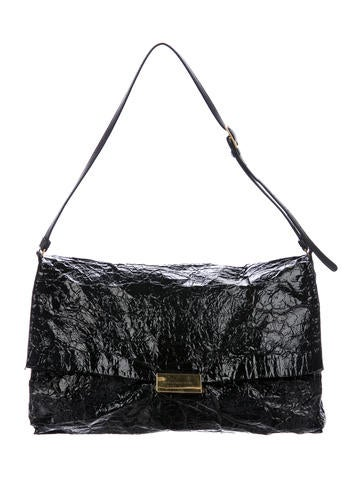 Stella McCartney Distressed Medium Beckett Bag None