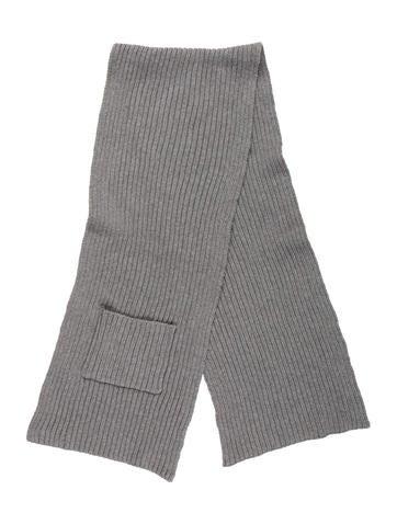 Stella McCartney Boys' Knit Scarf None