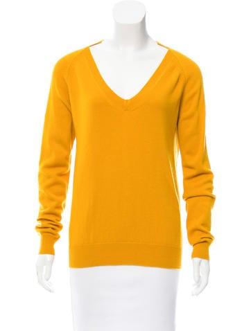Stella McCartney Virgin Wool Knit Sweater None