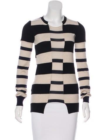 Stella McCartney Wool Patterned Sweater w/ Tags None