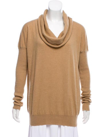 Stella McCartney Wool Long Sleeve Sweater None