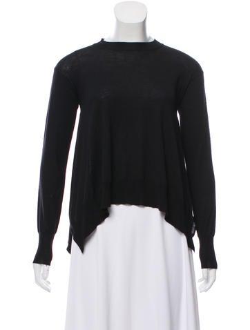 Stella McCartney 2016 Wool Sweater None