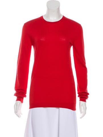 Stella McCartney Fleece Wool Sweater None