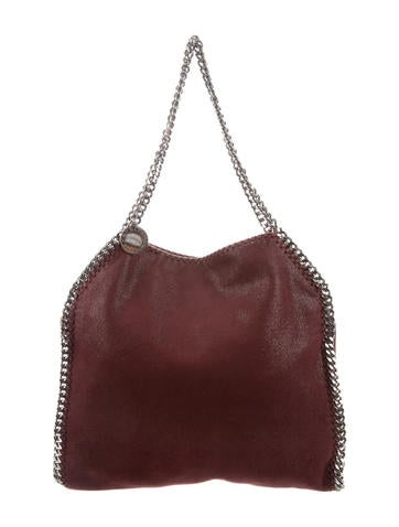 Stella McCartney. Shaggy Deer Falabella Fold-Over Tote 6c76f6d5c2
