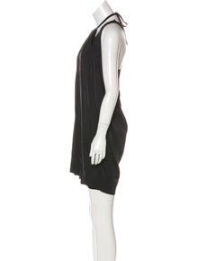 d185fb62fb Stella McCartney. Sleeveless Mini Dress