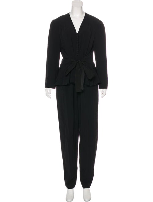 48fae8f937f Stella McCartney Long Sleeve Jumpsuit - Clothing - STL91314
