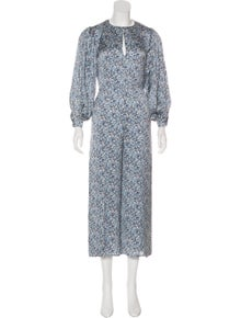 47b5a1e0f8 On Sale Now. Hide Sold Items. Stella McCartney. Printed Silk Jumpsuit