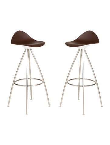 Stua Set Of Two Onda Counter Stools Furniture