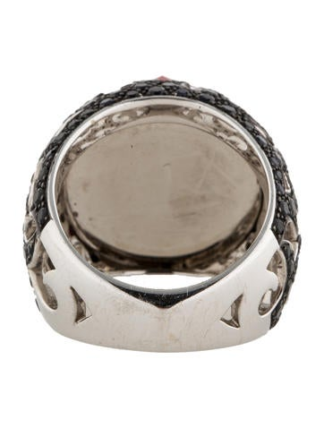 Crystal Haze Ring