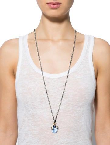 Pisces Astro Ball Pendant Necklace