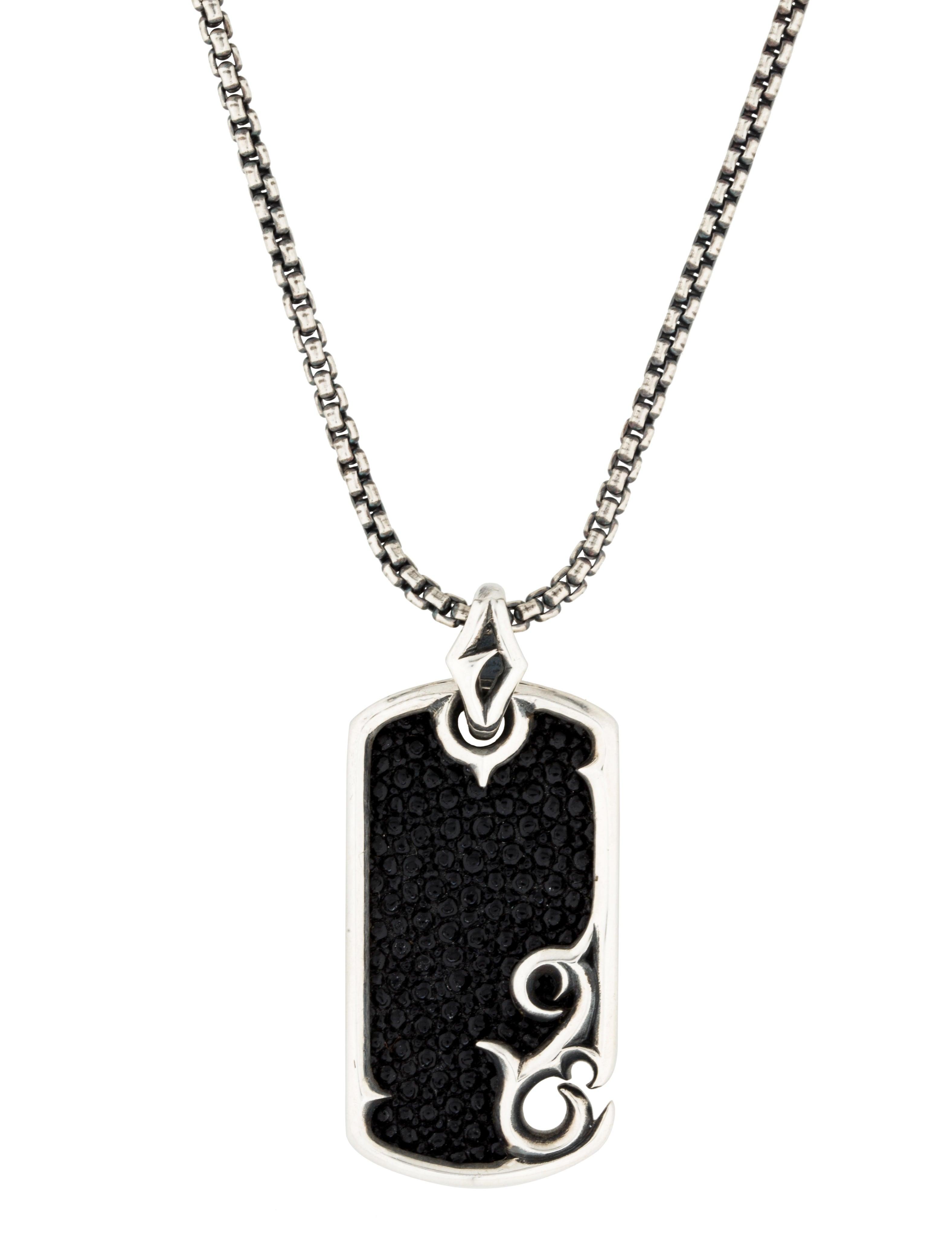 Stephen webster stingray pendant necklace necklaces stw20411 stingray pendant necklace mozeypictures Images
