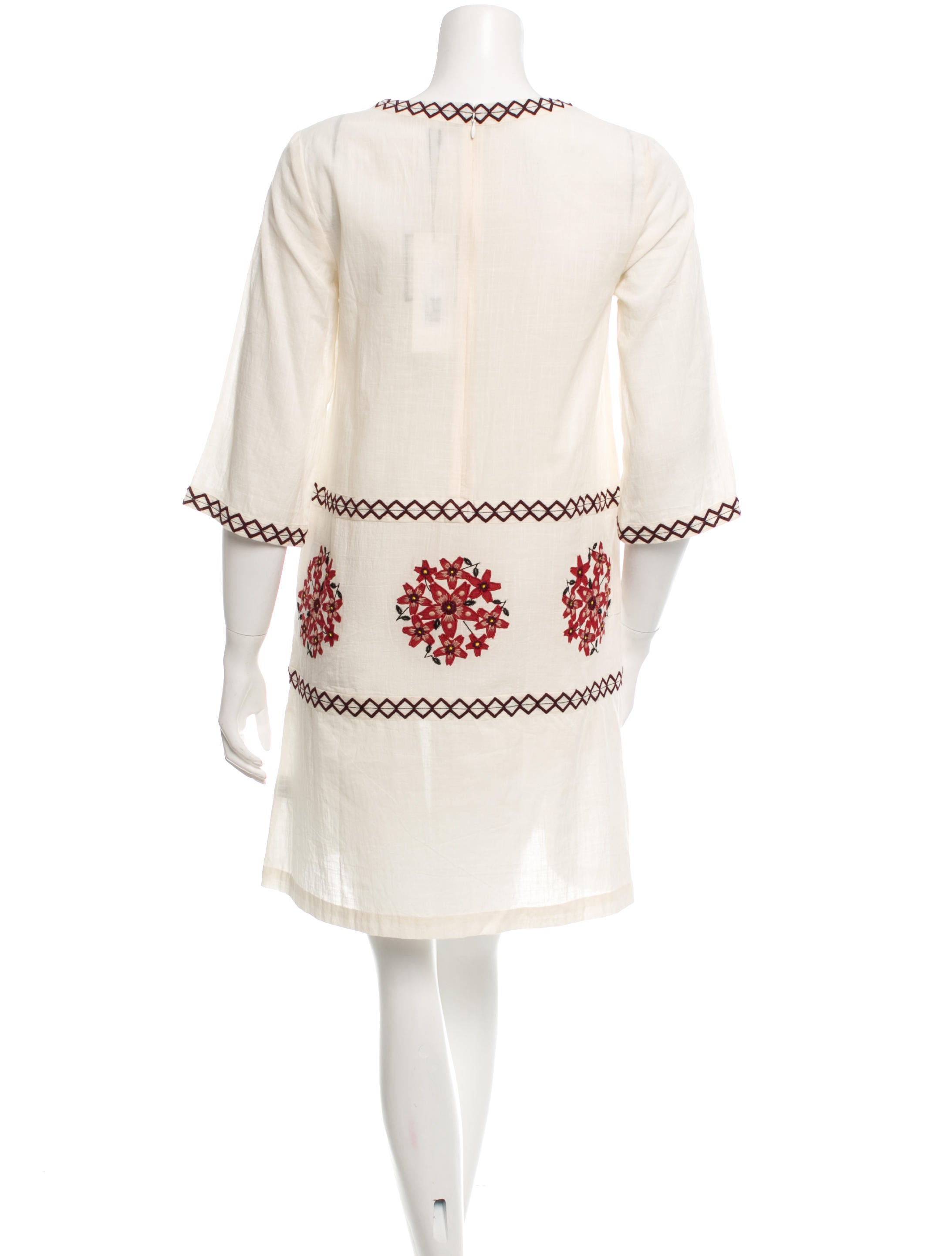 Suno embroidered mini dress w tags clothing sun