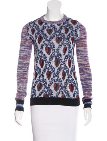 Suno Knit Long Sleeve Top None