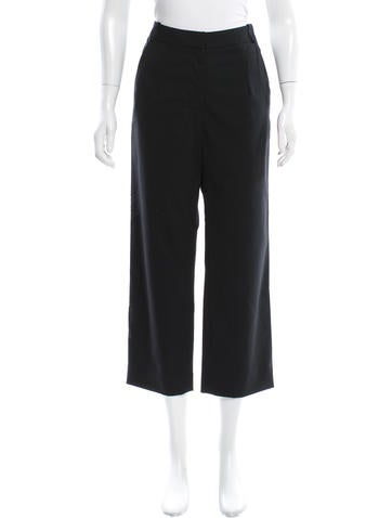 Suno High-Rise Cropped Pants